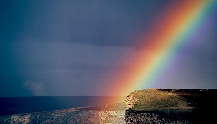 need healing rainbow