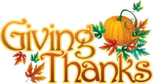 Attitude of Gratitude For Thanksgiving And Every Day