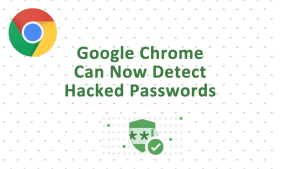 Google Chrome Detects Hacked Passwords