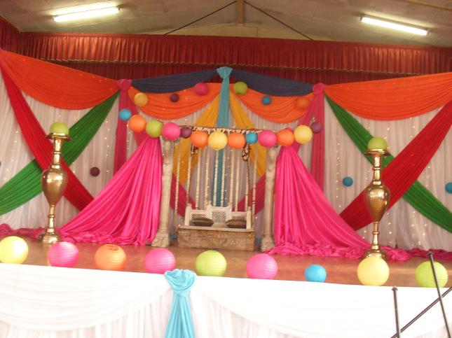 Indian Wedding Decor Durban Hire Hindi Weddings Tamil Muslim