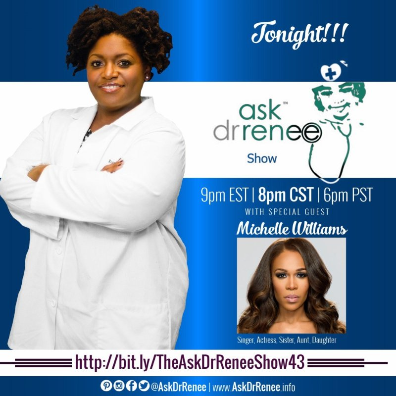Health Blogger Dr Renee Show