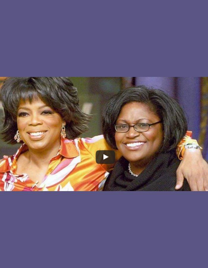 Health Professional Dr Renee on The Oprah Winfrey Show