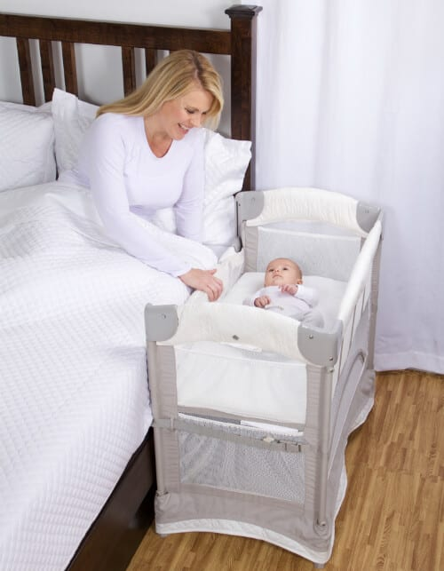 The Best Co-Sleeper That Will Get Your Baby Cruisin' for a Snoozin...