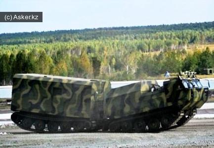 Российская выставка вооружения. Нижний Тагил-2011