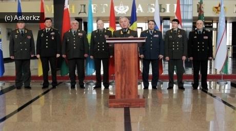 Начальники генштабов СНГ