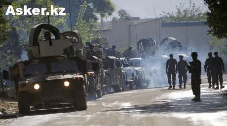 вывод войск НАТО Афганистан