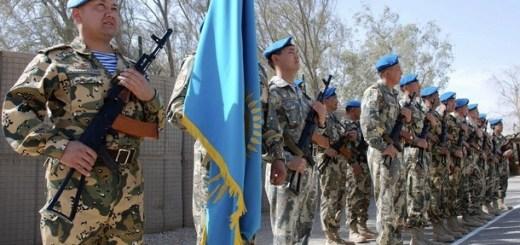 Вооружённых силах Казахстана