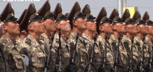 армия казахстана призыв