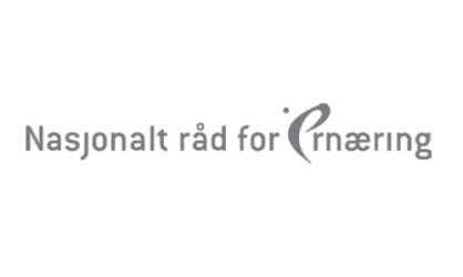 Nasjonalt råd for Ernæring logo