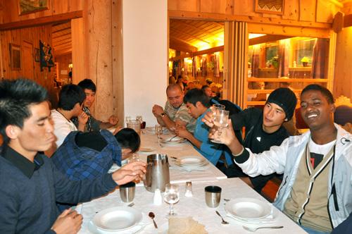 Tur til Besseggen med bofellesskapet 2011