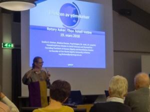 Rotarymøte 19. mars 2018.