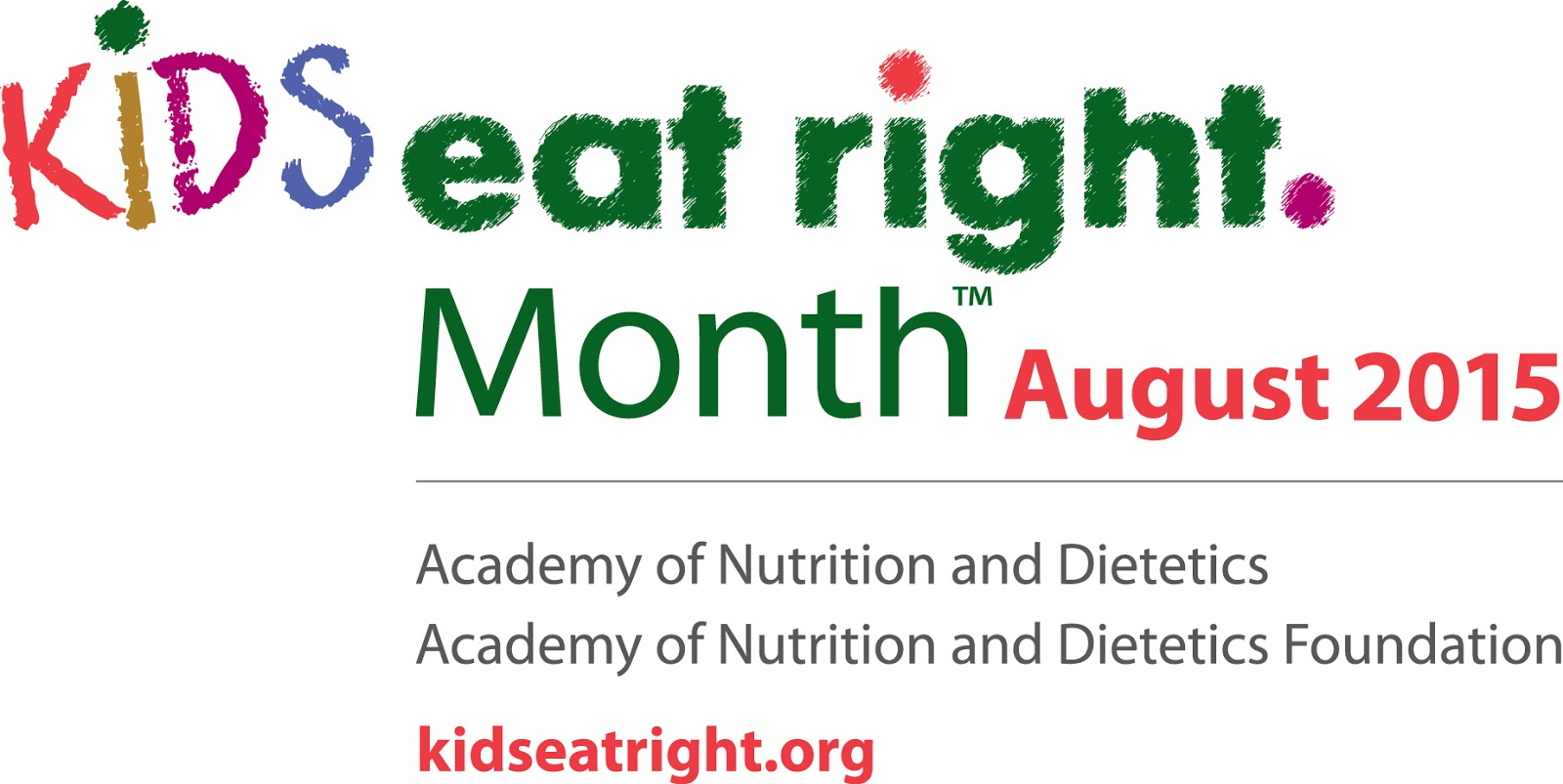 "National ""Kids Eat Right"" Month"