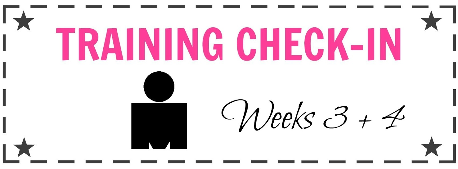 Training Check-in: Ironman Weeks 3 & 4