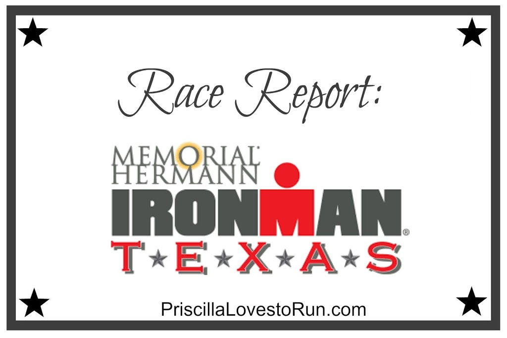 Race Report – Ironman Texas 140.6