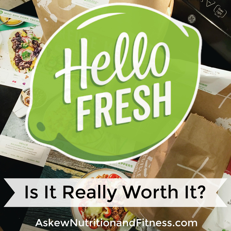 HelloFresh – Is it Worth It?