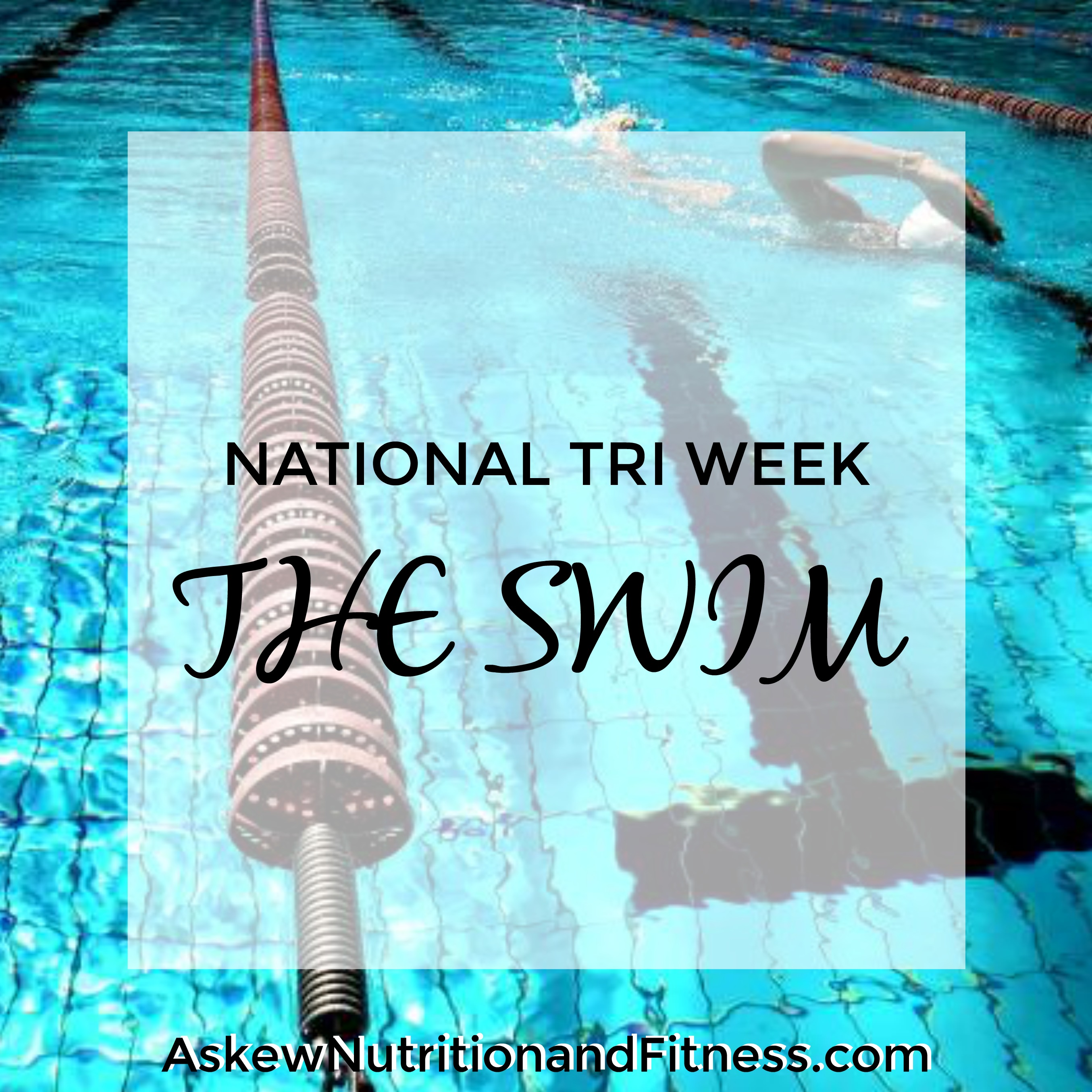 National Tri Week – The Swim​