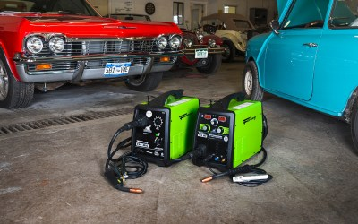 Inverter vs. Transformer Welding Machines