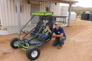 Off-Road Go-Kart Chassis