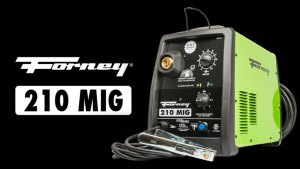 Forney 210 MIG