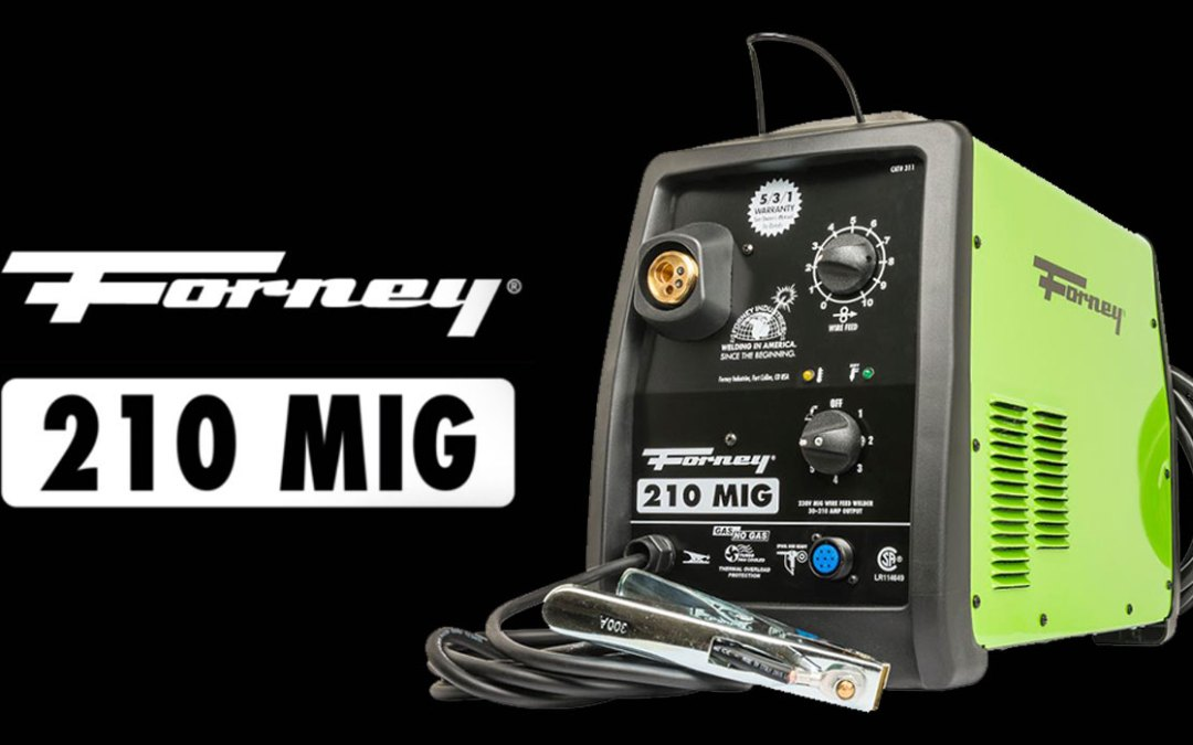 Forney 210 MIG
