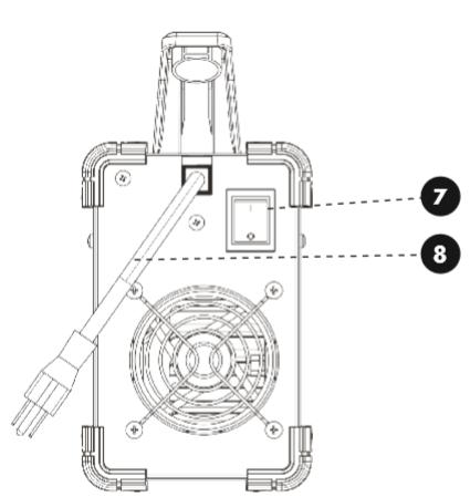 Forney Easy Weld 180 ST Diagram 2