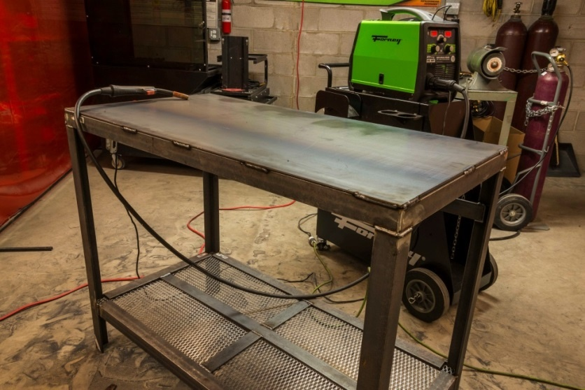 Fused Steel Plate To Frame