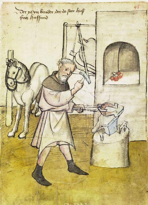 Medieval Welding