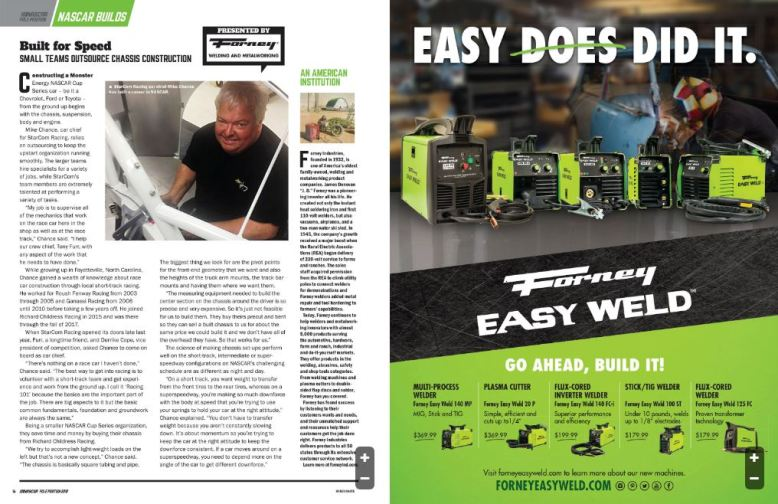 Pole Position Article April-May 2018