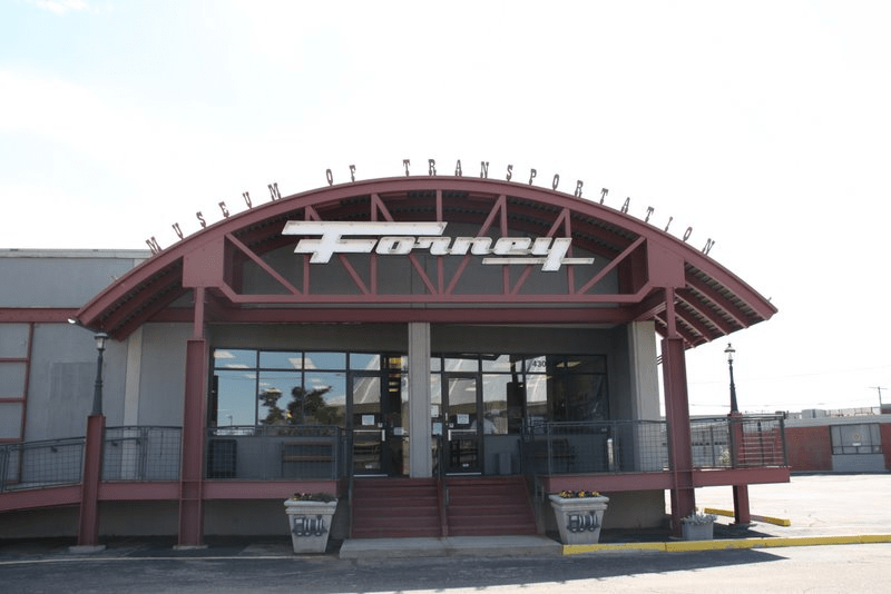 The Forney Museum of Transportation