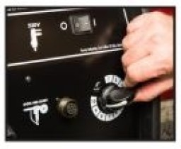 adjust voltage