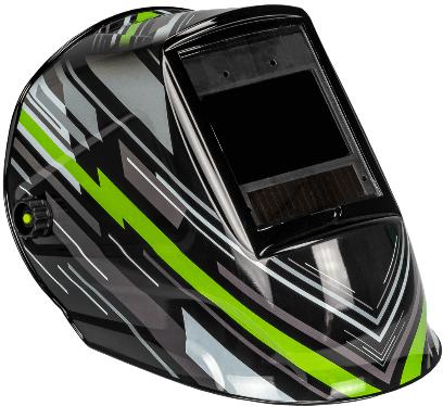 Amped Helmet