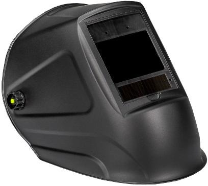 Black Matte Helmet
