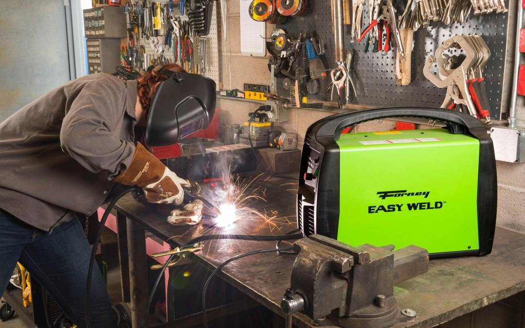 UNBOXING THE FORNEY EASY WELD 125 FC