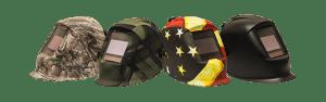 Forney Industries Master Series Auto-Darkening Welding Helmets