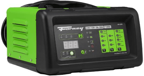 Image of the #52750 Forney battery charger