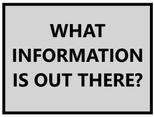 What Information Is Out There