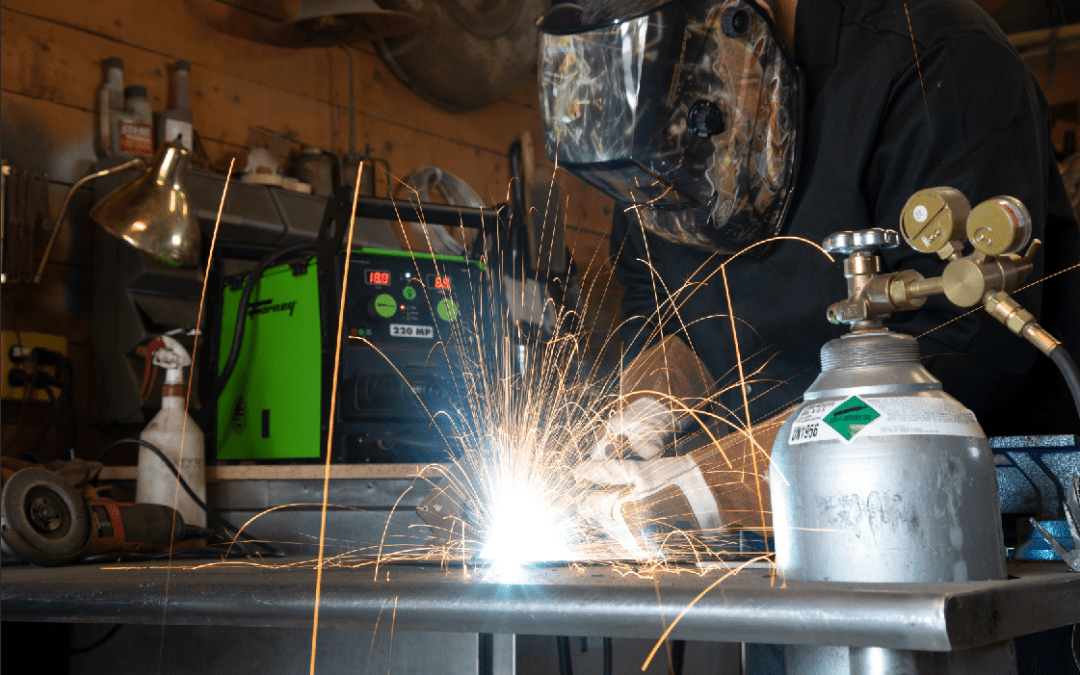 FORNEY 220 MULTI-PROCESS WELDER