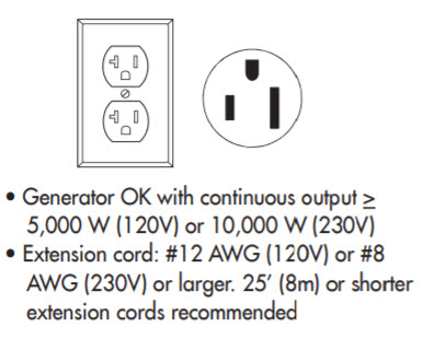 Connect Input Power