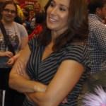 Emily Andras at FanExpo 2013