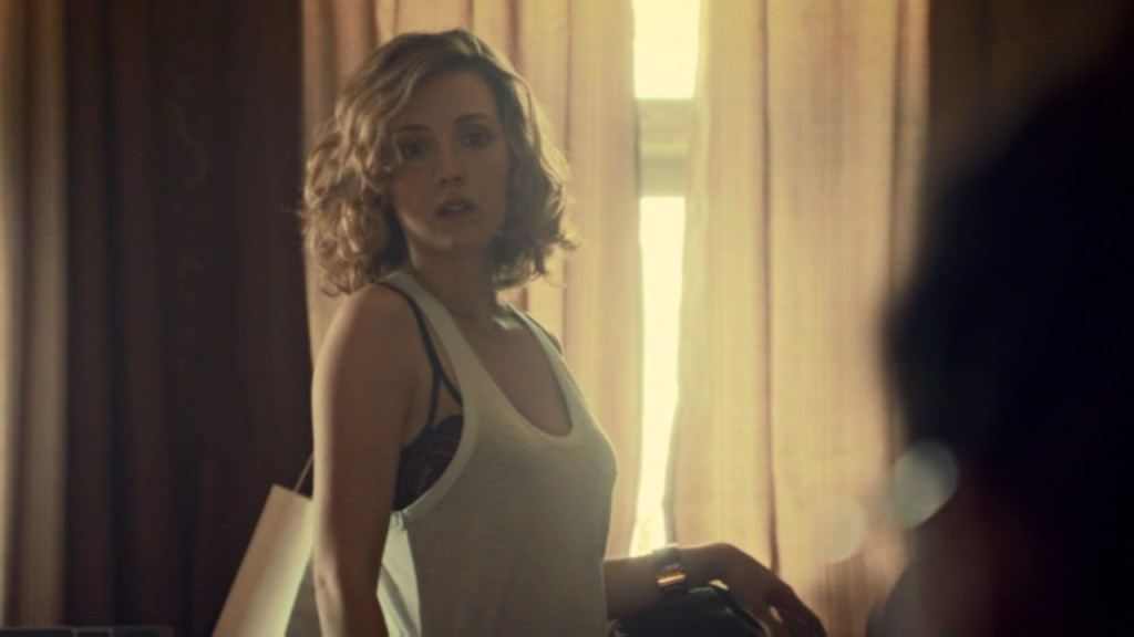 Delphine Cormier in Unconscious Selection