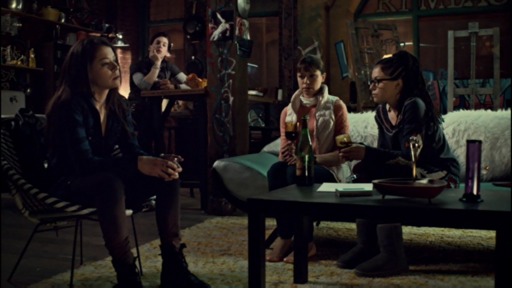 Sarah Felix Alison and Cosima in Endless Forms Most Beautiful