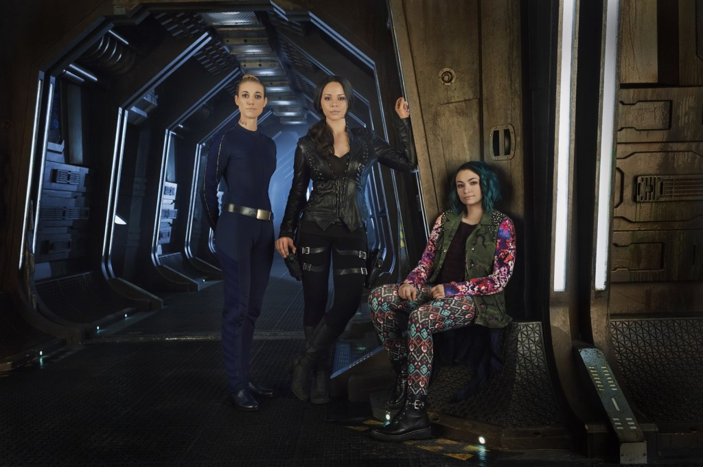 Dark Matter female cast
