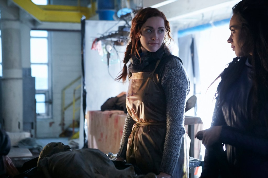 Pawter and Dutch in Killjoys 2x02 Wild, Wild Westerley