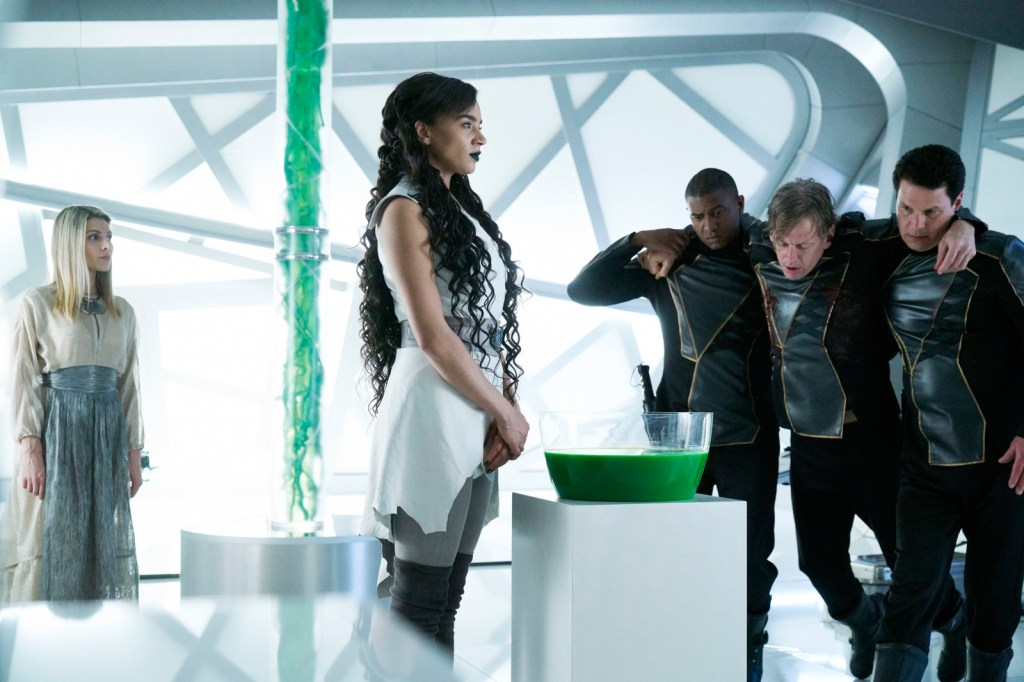 Aneela in Killjoys 3x08