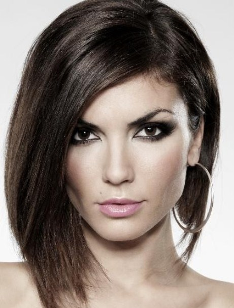 30 Asymmetrical Hairstyles For Thick Hair Hairstyles Ideas Walk