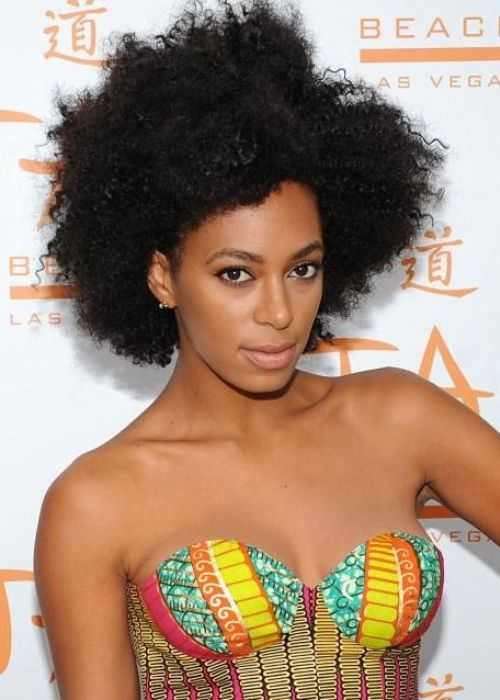 Natural African Hairstyles