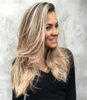 super chic hairstyles straight