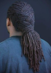 dreadlocks styles men