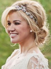 sweet wedding hairstyles