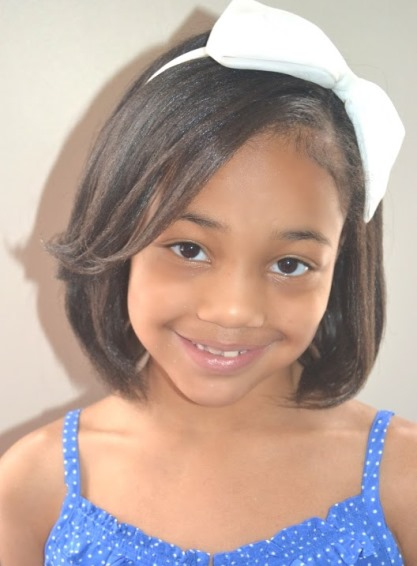 Straight African American Hairstyles Kids Haircuts And Hairstyles
